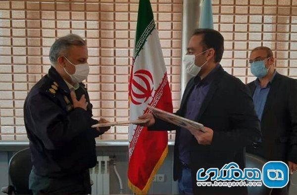 اعلام همکاری نیروی انتظامی با گردشگری تهران