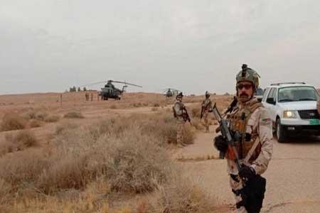 انهدام 45 تونل داعشی در شمال عراق