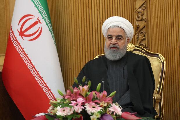 روحانی: تونس می تواند دروازه ورود ایران به کشور های آفریقایی باشد