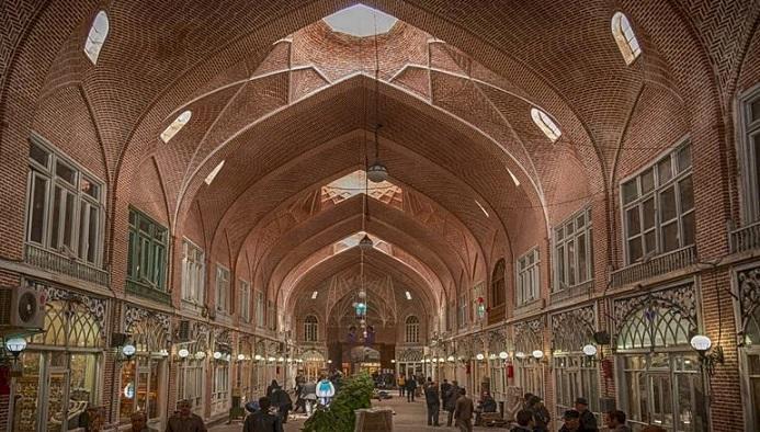 بازار سنتی میراث تاریخی فرهنگی گذشتگان است