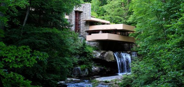 سفر به آمریکا: خانه آبشار، آرامش بخش ترین خانه جهان در پنسیلوانیا