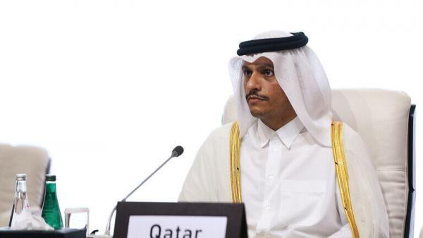 خبرنگاران وزیر امورخارجه قطر راهی لبنان می گردد