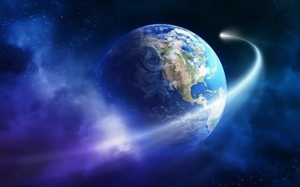عبور بی خطر یک سیارک از نزدیکی زمین در اولین روز سال 1400