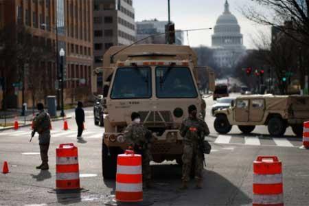 ایالت های آمریکا در اضطراب تظاهرات مسلحانه احتمالی