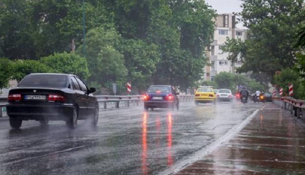بارندگی در راه 13 استان ، آلودگی هوا ادامه دارد