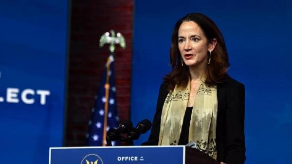 آوریل هینس، مدیر اطلاعات ملی آمریکا شد