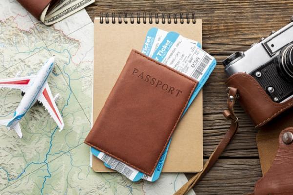 تفاوت پاسپورت و ویزا