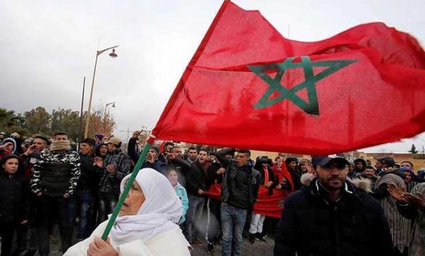 درگیری پلیس مراکش با معترضان و بازداشت چند تن