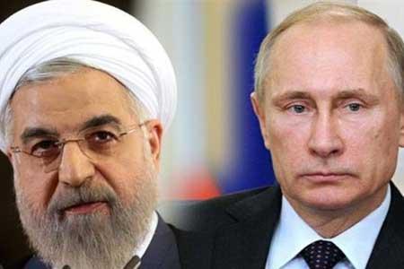 گسترش همکاری ایران - روسیه تحکیم کننده ثبات منطقه است