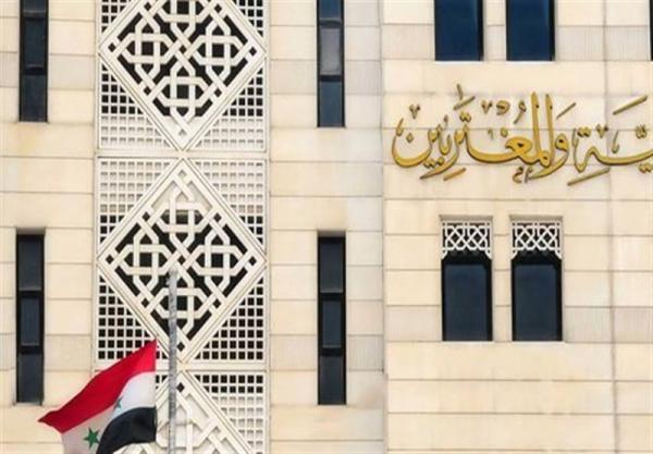 دمشق: برگزاری نشست بروکسل بدون حضور دولت سوریه محکوم و غیرقانونی است