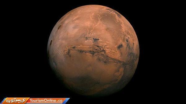 تصاویر خیره کننده فضاپیمای چینی از مریخ