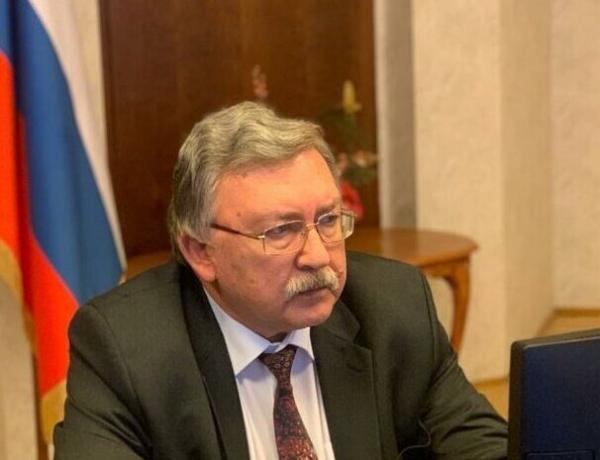 اولیانوف: نشست روسیه، ایران و چین مفید بود