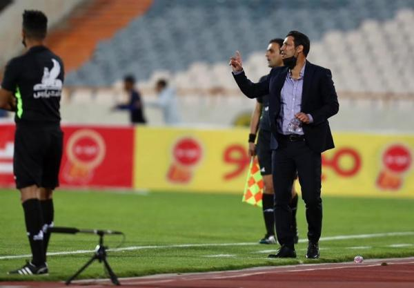 تارتار: انتظار دارم شب قبل از بازی احترام ها حفظ گردد، از منصوریان دلخور شدم