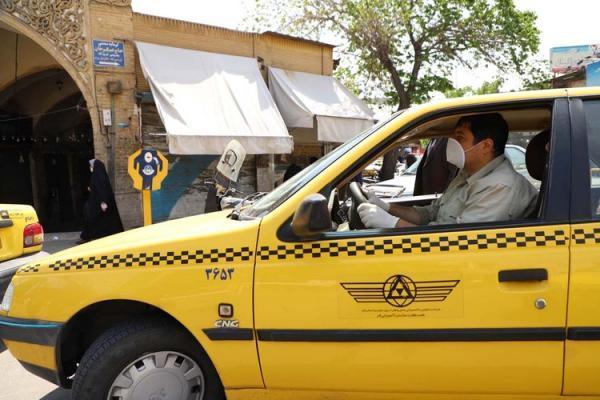 جان باختن 200 تاکسیران با کرونا در تهران