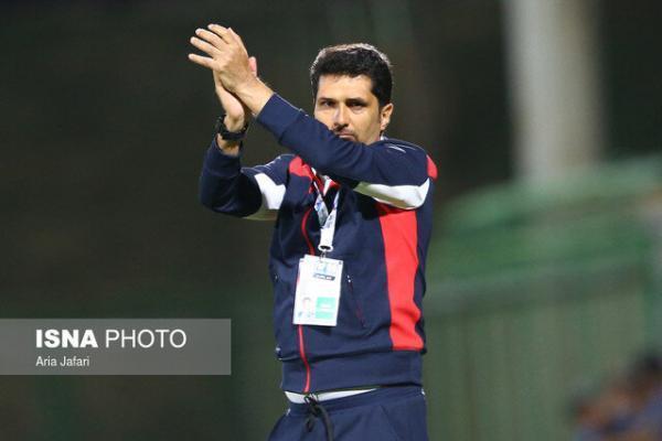 حسینی: 24 روز بازی رسمی نداشتیم، باید مقابل استقلال محکم باشیم