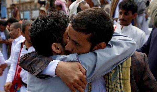 عملیات جدید تبادل اسرا میان انصارالله و دولت مستعفی یمن در مأرب