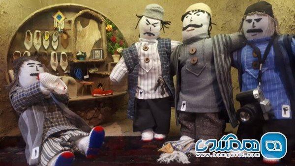 موزه عروسک رهگشا وسیله ای برای احیای فرهنگ ایرانیان است
