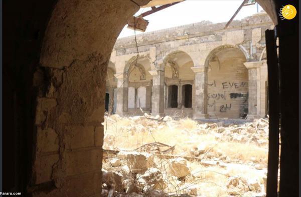 شرایط آرامگاه یونس نبی 7 سال پس از انفجار