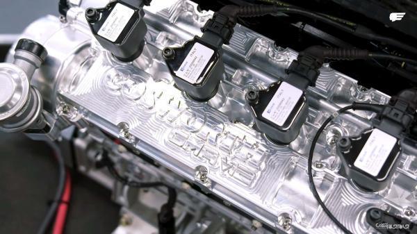 استفاده از بزرگترین قطعه طلا در صنعت خودروسازی به وسیله گوردون موری T50