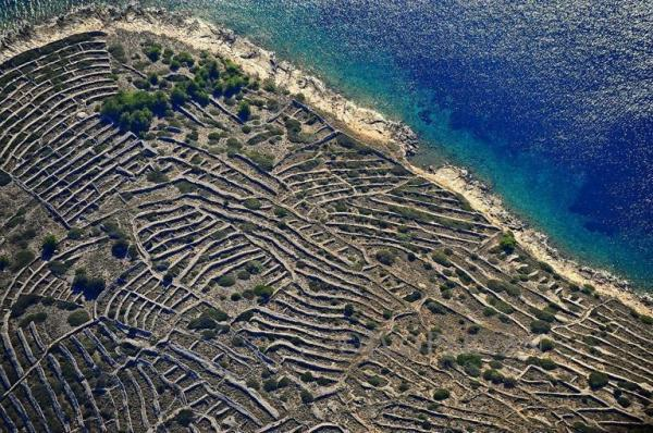 جزیره ای به شکل اثر انگشت در کرواسی ، فروش آنلاین بلیط هواپیما به مقصد کرواسی