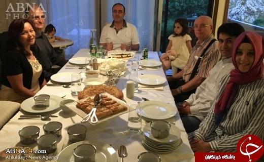 غیرمسلمانان بر سر سفره افطار مسلمانان کانادا
