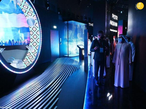 تور ارزان دبی: بازدید حاکم دبی از نمایشگاه اکسپو